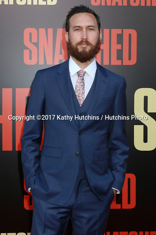 "LOS ANGELES - MAY 10:  Danny Fujikawa at the ""Snatched"" World Premiere at the Village Theater on May 10, 2017 in Westwood, CA"