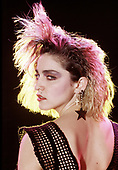 1984: MADONNA - Photosession by Kees Tabak