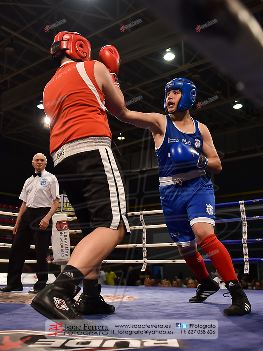 Velada de boxeo en Sedaví (Valencia).<br /> 17 de mayo de 2019.<br /> <br /> Venta para uso personal en http://xurl.es/boxsedavi