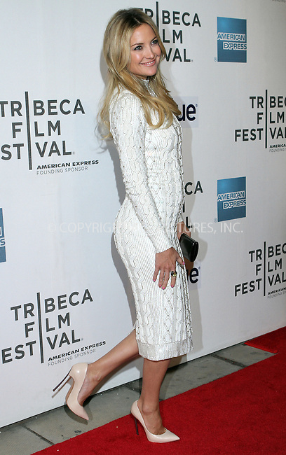 WWW.ACEPIXS.COM....April 22 2013, New York City....Kate Hudson at the 'Reluctant Fundamentalist' US Premiere during the 2013 Tribeca Film Festival on April 22, 2013 in New York City ....By Line: Nancy Rivera/ACE Pictures......ACE Pictures, Inc...tel: 646 769 0430..Email: info@acepixs.com..www.acepixs.com