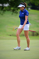 Gerina Piller (USA) departs 8 after sinking her putt during round 2 of  the Volunteers of America Texas Shootout Presented by JTBC, at the Las Colinas Country Club in Irving, Texas, USA. 4/28/2017.<br /> Picture: Golffile | Ken Murray<br /> <br /> <br /> All photo usage must carry mandatory copyright credit (&copy; Golffile | Ken Murray)