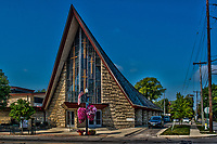 Church of the Messiah, a United Methodist church in Westerville, OH.