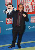 "LOS ANGELES, CA. November 05, 2018: Raymond Persi at the world premiere of ""Ralph Breaks The Internet"" at the El Capitan Theatre.<br /> Picture: Paul Smith/Featureflash"