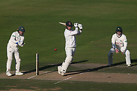 Tom Westley in batting action for Essex during Nottinghamshire CCC vs Essex CCC, Specsavers County Championship Division 1 Cricket at Trent Bridge on 12th September 2018