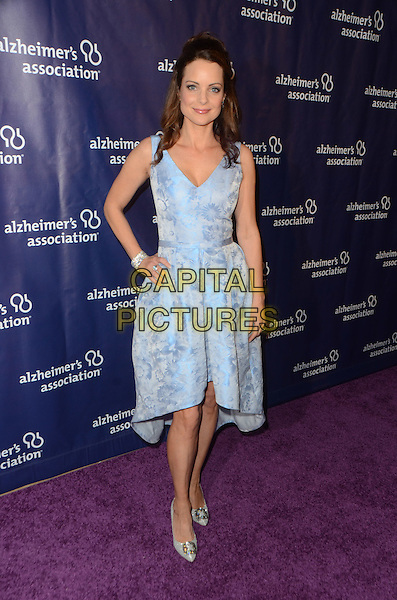 BEVERLY HILLS, CA: MARCH 9: Kimberly Williams-Paisley at the 24th and final 'A Night at Sardi's' to benefit the Alzheimer's Association at The Beverly Hilton Hotel on March 9, 2016 in Beverly Hills, California. <br /> CAP/MPI/DE<br /> &copy;DE//MPI/Capital Pictures