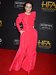 Kaitlyn Dever 112 arrives at the 23rd Annual Hollywood Film Awards at The Beverly Hilton Hotel on November 03, 2019 in Beverly Hills, California