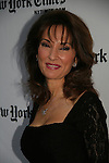 Susan Lucci - All My Children at 40 celebrate on January 10, 2010 at the New York Times Arts & Leisure Weekend at the TimesCenter Stage, New York City, New York. (Photo by Sue Coflin/Max Photos)