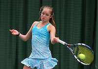 March 15, 2015, Netherlands, Rotterdam, TC Victoria, NOJK, Margriet Timmermans (NED)<br /> Photo: Tennisimages/Henk Koster