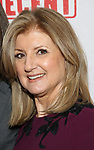 Arianna Huffington attends the Broadway Opening Night Performance of  'Indecent' at The Cort Theatre on April 18, 2017 in New York City.