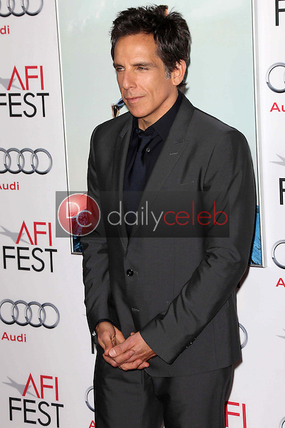 Ben Stiller<br /> at the Premiere Of &quot;The Secret Life of Walter Mitty&quot; at AFI FEST 2013, Chinese Theater, Hollywood, CA 11-13-13<br /> David Edwards/Dailyceleb.com 818-249-4998