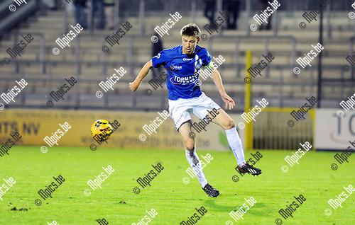 2014-11-22 / Voetbal / seizoen 2014-2015 / ASV Geel / Jo Christiaens<br /><br />Foto: mpics.be