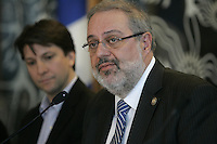 Montreal (QC) CANADA -  Dec 2010 File Photo - Quebec Sustainable development Minister Pierre Arcand