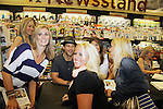"""Days Of Our Lives - Greg Vaughan meets the fans as he signs """"Days Of Our Lives Better Living"""" on September 27, 2013 at Books-A-Million in Nashville, Tennessee. (Photo by Sue Coflin/Max Photos)"""