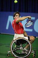 17-11-06,Amsterdam, Tennis, Wheelchair Masters, Maaike Smit