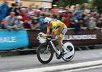 Tour de France 2011 - etape 20 Grenoble CLM..SCHLECK Andy on 23/07/2011 in Grenoble, France. ..© PierreTeyssot.com