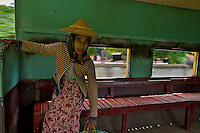 Yangon Train Station, Myanmar