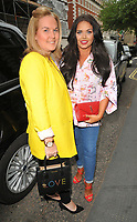 guest and Scarlett Moffatt at the British LGBT Awards 2018, London Marriott Hotel Grosvenor Square, Grosvenor Square, London, England, UK, on Friday 11 May 2018.<br /> CAP/CAN<br /> &copy;CAN/Capital Pictures