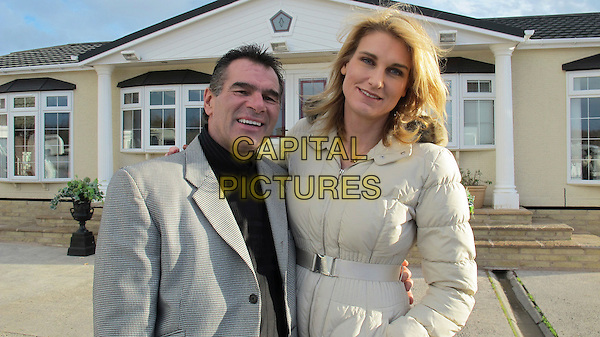 Paddy Doherty & Sally Bercow.in When Paddy Met Sally.*Filmstill - Editorial Use Only*.CAP/NFS.Supplied by Capital Pictures.