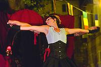 Contes et Merveilles, spectacle du Théâtre du vertige