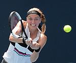 Petra Kvitova (CZE) defeated Caroline Garcia (FRA) 6-3, 6-3