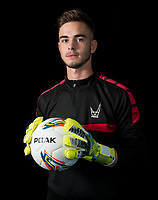 Henry Newcombe during the PEAK Elite Sportswear Photoshoot at Wycombe Training Ground, High Wycombe, England on 1 August 2017. Photo by PRiME Media Images.
