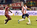 Atlético Junior avanzó a la final de la Copa Águila 2016 por cobros desde el punto penal, después de igualar la serie 2-2.