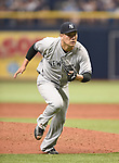 Masahiro Tanaka (Yankees),<br /> APRIL 2, 2016 - MLB :<br /> New York Yankees starting pitcher Masahiro Tanaka during the opening day of the Major League Baseball game against the Tampa Bay Rays at Tropicana Field in St. Petersburg, Florida, United States. (Photo by AFLO)