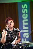 Mary Bousted, ATL. TUC Congress 2011 London.