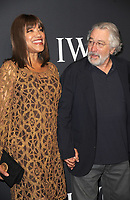 www.acepixs.com<br /> April 20, 2017  New York City<br /> <br /> Grace Hightower and Robert De Niro attending IWC Schaffhausen 5th Annual For the Love of Cinema Gala on April 20, 2017 in New York City.<br /> <br /> Credit: Kristin Callahan/ACE Pictures<br /> <br /> <br /> Tel: 646 769 0430<br /> Email: info@acepixs.com
