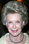 Dina Merrill attending the Sixty-Ninth Annual Drama League Awards Luncheon at the Grand Hyatt Hotel in<br /> New York City on May 9, 2003.