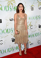 Rowan Blanchard at the premiere for &quot;Woodshock&quot; at the Arclight Theatre, Hollywood, Los Angeles, USA 18 September  2017<br /> Picture: Paul Smith/Featureflash/SilverHub 0208 004 5359 sales@silverhubmedia.com
