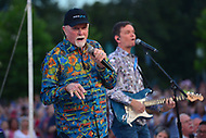 "Washington, DC - July 3, 2017: Mike Love and The beach Boys perform at the ""Capitol Fourth"" rehearsal concert on the west lawn of the U.S. Capitol July 3, 2017  (Photo by Don Baxter/Media Images International)"