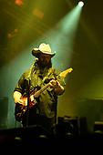 FORT LAUDERDALE FL - APRIL 08: Chris Stapleton performs during the Tortuga Music Festival held at Fort Lauderdale Beach on April 08, 2017 in Fort Lauderdale, Florida. : Credit Larry Marano © 2017