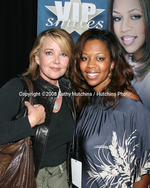 Melody Thomas Scott.VIP Smiles.GBK Gifting Suite.Thompson Hotel.Beverly Hills, CA.January 11, 2008.©2008 Kathy Hutchins / Hutchins Photo...