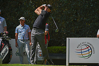 Phil Mickelson (USA) watches his tee shot on 2 during round 3 of the World Golf Championships, Mexico, Club De Golf Chapultepec, Mexico City, Mexico. 3/3/2018.<br /> Picture: Golffile | Ken Murray<br /> <br /> <br /> All photo usage must carry mandatory copyright credit (&copy; Golffile | Ken Murray)