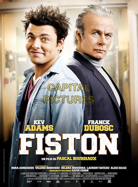 POSTER ART<br /> in Fiston (2014) <br /> *Filmstill - Editorial Use Only*<br /> CAP/NFS<br /> Image supplied by Capital Pictures