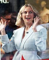 Diane Kruger on Extra