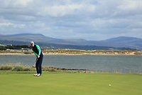 Luke O'Neill of Ireland during Day 3 of the Boys' Home Internationals played at Royal Dornoch Golf Club, Dornoch, Sutherland, Scotland. 09/08/2018<br /> Picture: Golffile | Phil Inglis<br /> <br /> All photo usage must carry mandatory copyright credit (&copy; Golffile | Phil Inglis)