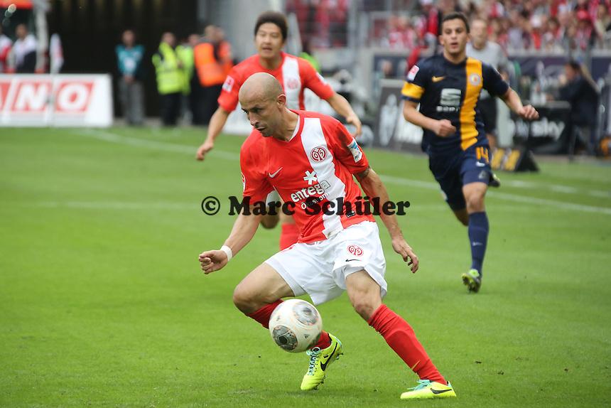 Elkin Soto (Mainz) - 1. FSV Mainz 05 vs. Eintracht Braunschweig, Coface Arena, 10. Spieltag