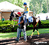 Broad Rule before The Damitrius Stakes at Delaware Park on 9/4/13