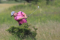 Paul O'Hanlon (Carton House) on the 2nd during Round 4 of the East of Ireland Amateur Open Championship sponsored by City North Hotel at Co. Louth Golf club in Baltray on Monday 6th June 2016.<br /> Photo by: Golffile   Thos Caffrey