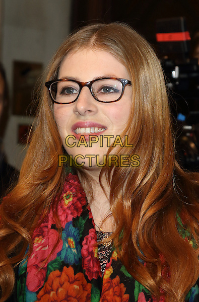 LONDON, ENGLAND - Lydia Rose Bewley at 'People, Places and Things' - VIP opening night at Wyndhams Theatre, London on March 23rd 2016<br /> CAP/ROS<br /> &copy;Steve Ross/Capital Pictures
