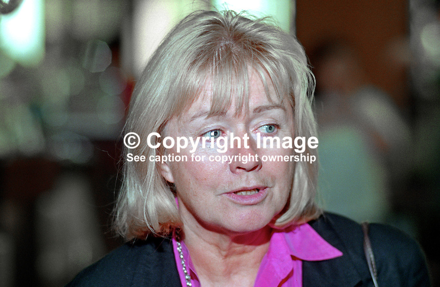 Ann Clwyd, MP, Labour Party, UK, 199509007.<br />