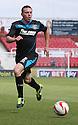 Sam Wedgbury of Stevenage<br />  Swindon Town v Stevenage - Sky Bet League One- The County Ground, Swindon - 10th August 2013<br /> © Kevin Coleman 2013