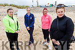 Supporting the Comfort for Chemo Beach Fitness Class fundraiser on Banna Beach on Saturday.3) Front right: Fiona Murphy.<br /> Back l to r: Michelle Walsh, Nicole O'Connor and Martina Clifford.