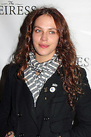 "Jessica Brown Findlay attends the opening night performance of Broadway's ""The Heiress"" at The Walter Kerr Theatre in New York, 01.11.2012...Credit: Rolf Mueller/face to face / MediaPunch Inc  **online only for weekly magazines**** .<br />
