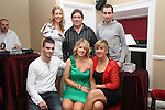 Juanita Boyle with her family at her 30th in Harrys...Picture Jenny Matthews/Newsfile.ie