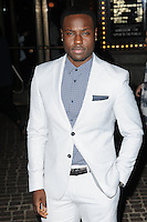www.acepixs.com<br /> March 1, 2017  New York City<br /> <br /> Dayo Okeniyi attending arrivals for 'Shades of Blue' second season premiere at the Roxy Cinema Tribeca on March 1, 2017 in New York City.<br /> <br /> Credit: Kristin Callahan/ACE Pictures<br /> <br /> <br /> Tel: 646 769 0430<br /> Email: info@acepixs.com