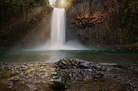 Abiqua Falls. Oregon