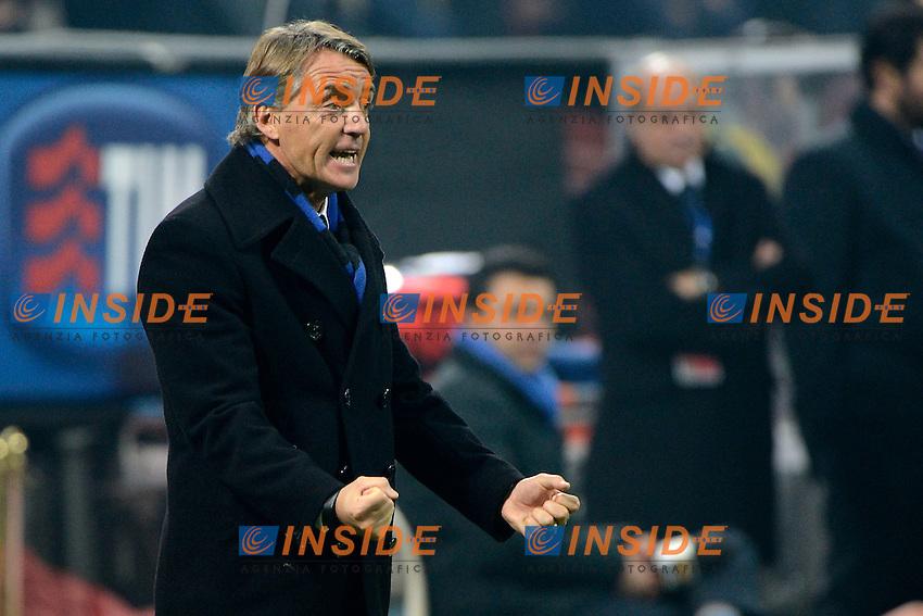 Roberto Mancini Inter<br /> Milano 23-11-2014 Stadio Giuseppe Meazza - Football Calcio Serie A Milan - Inter. Foto Giuseppe Celeste / Insidefoto